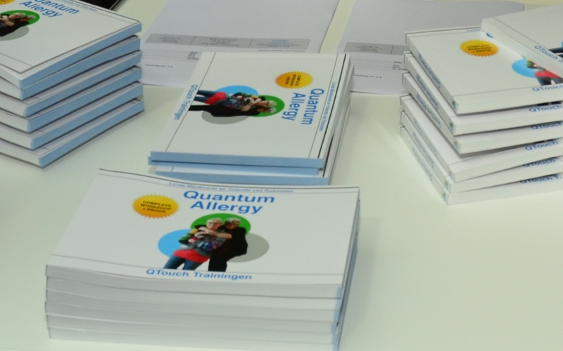 Lancering Quantum-Allergy boek
