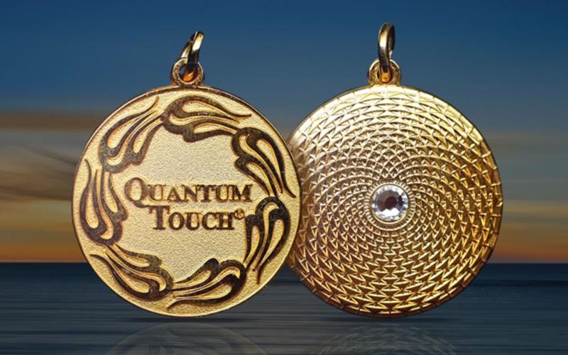 Quantum-Touch pendant